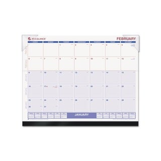 LookForward 17 x 22 Recycled 2013 Desk Pad
