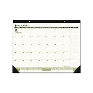 17 x 22 Recycled 2013 Desk Pad