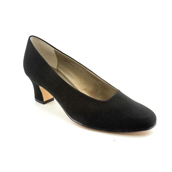 Ros Hommerson Women's 'Vicki' Microfiber Dress Shoes - Narrow (Size 12)