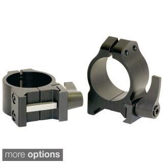 Warne 1-inch Quick Detach Rings