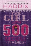 The Girl With 500 Middle Names (Paperback)