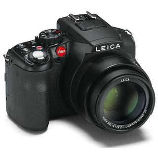 Leica V-LUX 4 12.1 Megapixel Bridge Camera - Black
