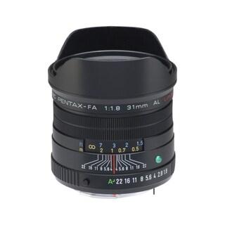 Pentax smc Pentax FA 31mm f/1.8 Limited Lens