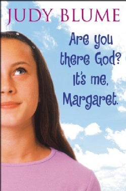 Are You There God? It's Me, Margaret (Hardcover)