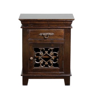 Venice Ornate Nightstand