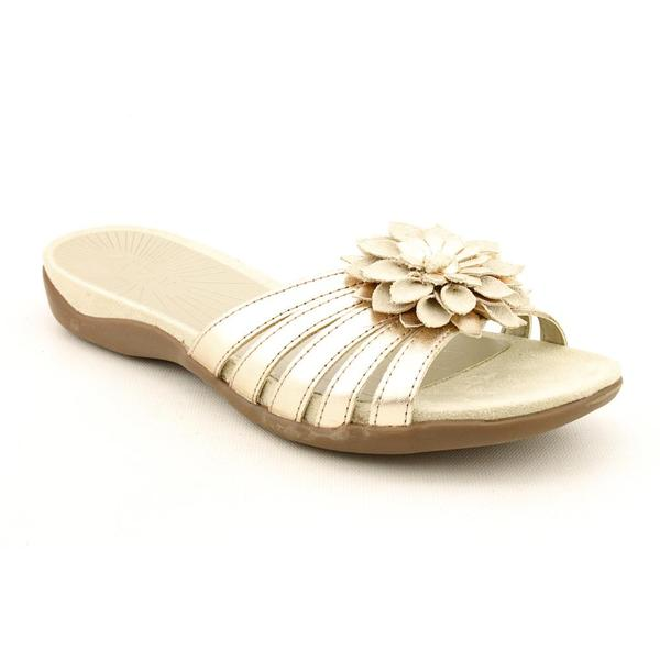 Array Women's 'Maui' Leather Sandals (Size 10)