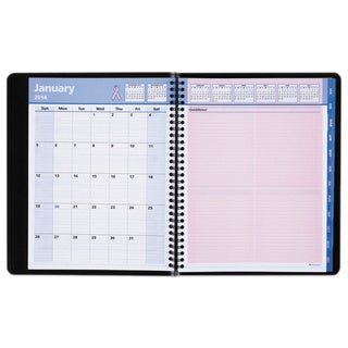 QuickNotes Recycled Special Edition Weekly/ Monthly Appointment Book
