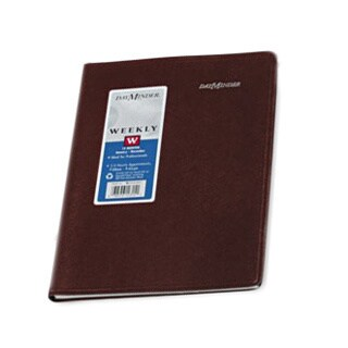 Burgundy Recycled Weekly 2015 Appointment Book (8 x 11)