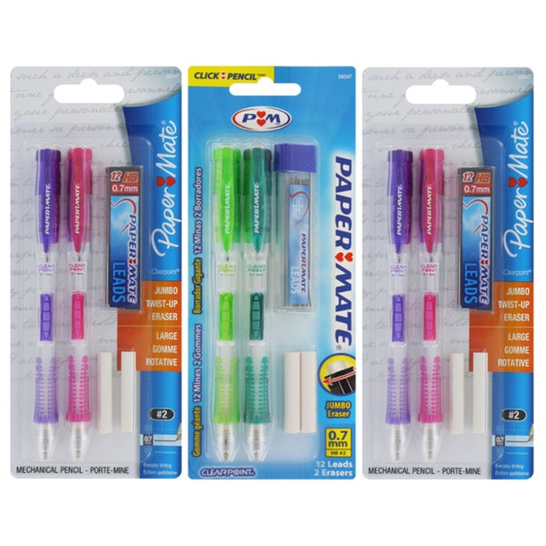 paper mate mechanical pencils