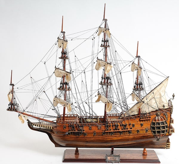 Old Modern Handicrafts Fairfax Model Ship 10823076