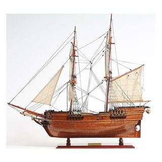 Old Modern Handicrafts Lady Washington Model Ship