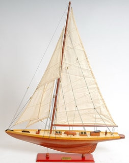 Old Modern Handicrafts Shamrock Mid Model Ship