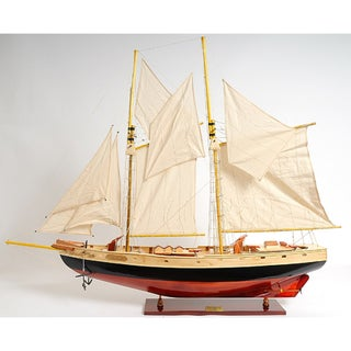 Old Modern Handicrafts Bluenose II Large Model Ship