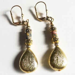 'Astrid' Teardrop Earrings