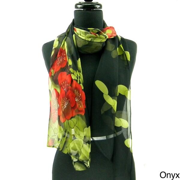 'Spring Flower' Spring/Summer Fashion Scarf