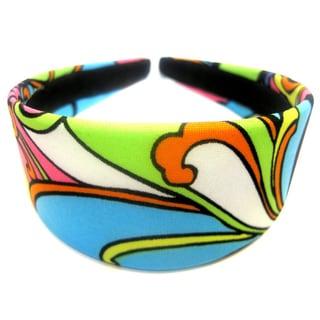 Crawford Corner Shop Retro Multi Color Headband