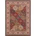 Lagoon 104588 Transitional Multi Area Rug (5' x 7')