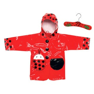 Kidorable Girls 'Ladybug' Raincoat