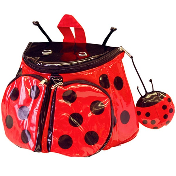 Kidorable Ladybug Kids Backpack