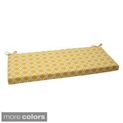 Pillow Perfect 'Rossmere' Outdoor Bench Cushion