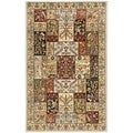 Safavieh Lyndhurst Traditional Grey/ Multi-colored Rug (3'3 x 5'3)