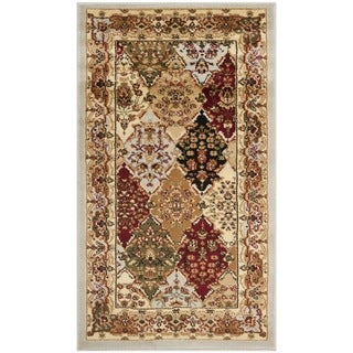 "Safavieh Lyndhurst Gray/Multicolored Latex-Free Rug (2'3"" x 4')"