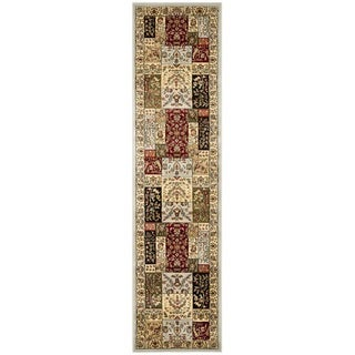 Safavieh Lyndhurst Traditional Grey/ Multi-colored Rug (2'3 x 9')
