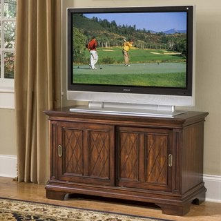Windsor Cherry TV Stand
