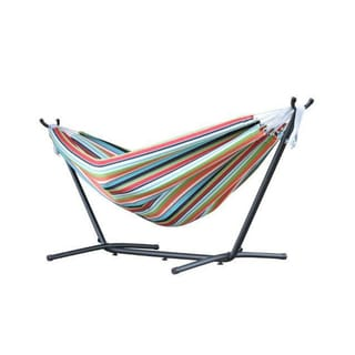 Sunbrella Hammock with Stand