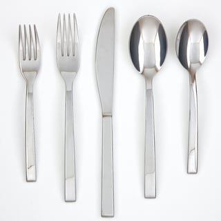 Cambridge Silversmiths 20-piece Harley Mirror Flatware Set