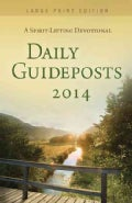 Daily Guideposts 2014 (Paperback)