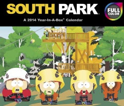 South Park 2014 Year-in-a-Box Calendar (Calendar)