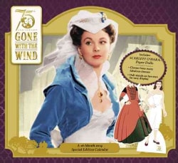 Gone with the Wind 16-Month 2014 Calendar (Calendar)