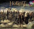 The Hobbit: An Unexpected Journey 2014 Year-in-a-Box Calendar (Calendar)