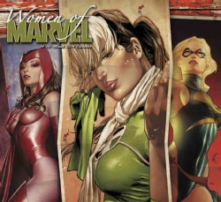 Women of Marvel 2014 Calendar (Calendar)