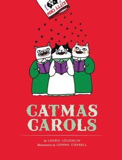 Catmas Carols (Hardcover)