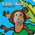 Little Monkey: Finger Puppet Book (Board book)