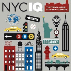 NYC IQ: The Trivia Game for New Yorkers (Cards)