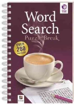 Word Search Puzzle Break (Paperback)