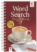 Word Search: Puzzle Break (Spiral bound)