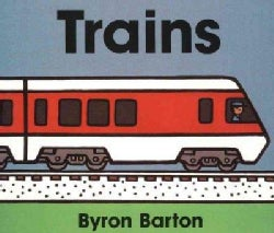 Trains (Board book)