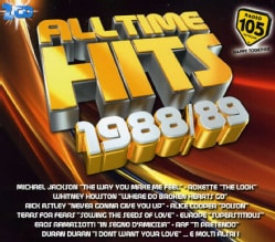 ALL TIME HITS-1988/89 - ALL TIME HITS-1988/89