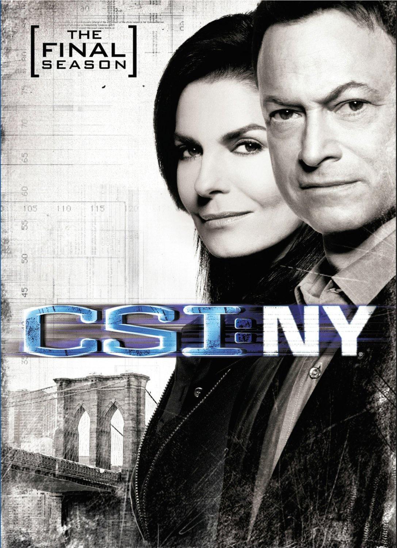 CSI: NY: The Final Season (DVD)