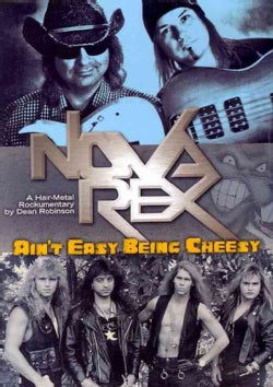 Nova Rex: Ain't Easy Being Cheesy (DVD)