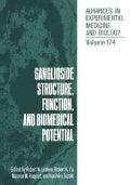 Ganglioside Structure, Function, and Biomedical Potential (Paperback)