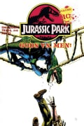 Jurassic Park 10: Gods Vs. Men! (Hardcover)