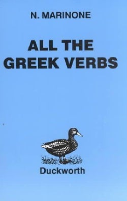 All the Greek Verbs (Paperback)