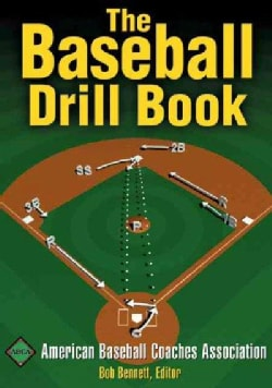 The Baseball Drill Book (Paperback)