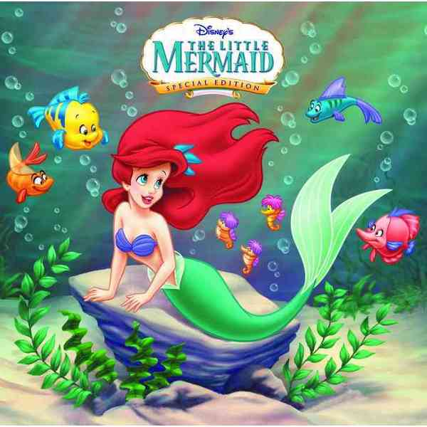 The Little Mermaid (Paperback) 887781