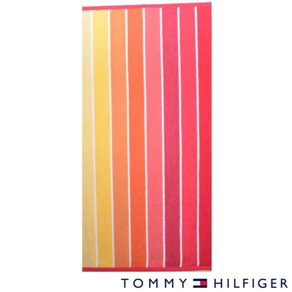 Tommy Hilfiger Monterey Cotton Beach Towel